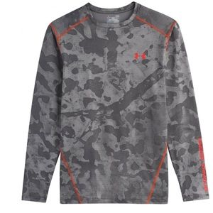 Under Armour ColdGear Long Sleeve Fitted Crew Top